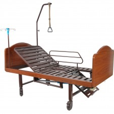 Кровать медицинская с кресельной функцией YG-6